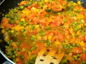 veggie ragout pan