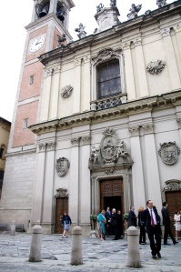 weeping madonna sanctuary treviglio