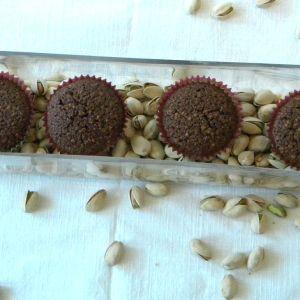 friands pistachios cocoa