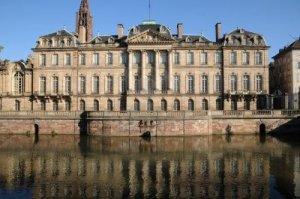 rohan palace strasbourg france
