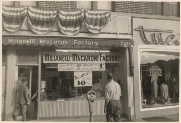 milianelli macaroni factory brooklyn